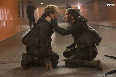 Hunger Games : la Révolte 2ème partie (2015) de Francis Lawrence