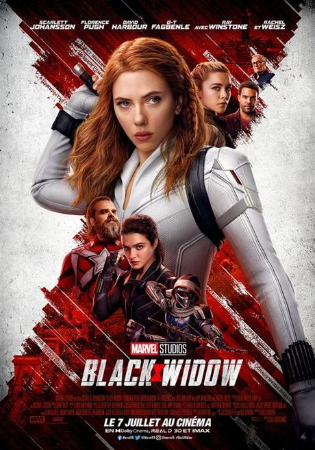 Cinéma   BLACK WIDOW – 13,5/20