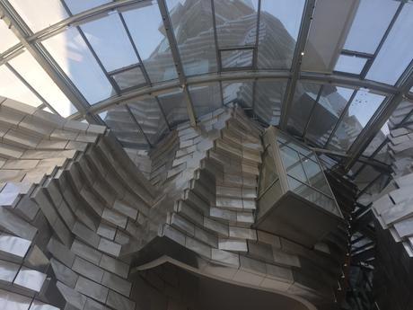 Arles  – la tour Luma (Centre d'art contemporain)