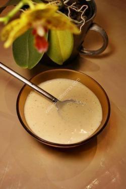 recette du jour: Sauce béchamel  au thermomix de Vorwerk