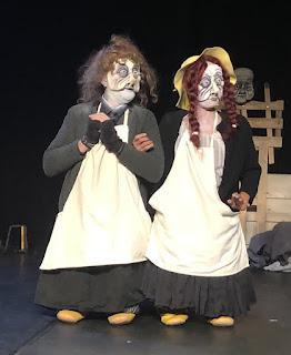 Avignon le 21 juillet au Transversal, au Théâtre de l'Adresse, au Girasole et aux Brunes