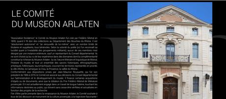 Arles  Museon ARLATEN été 2021