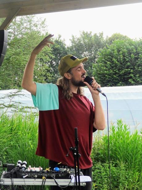 Hanami au Jardin de Méridoul à Plouha, le 25 juillet 2021