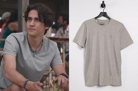 DEMAIN NOUS APPARTIENT : le t-shirt gris de Rayane dans l'épisode 979