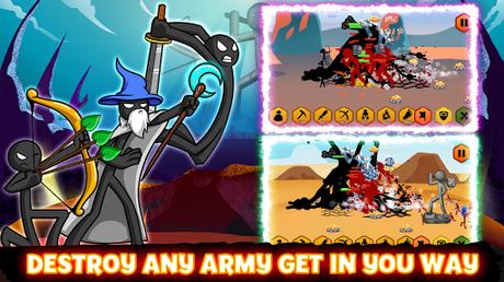 Télécharger Stickman Battle 2021: Stick Fight War  APK MOD (Astuce) 5