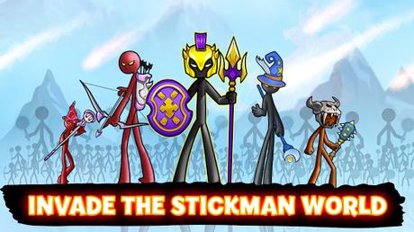 Télécharger Stickman Battle 2021: Stick Fight War  APK MOD (Astuce) 3