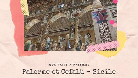 Palerme et Cefalù