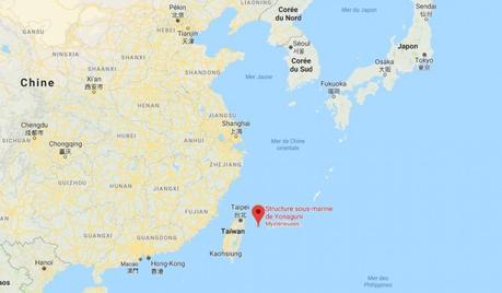 Japon : La mystérieuse cité engloutie de Yonaguni