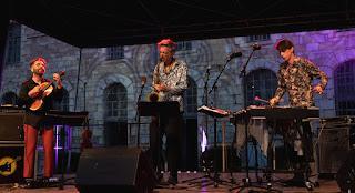 Velvet Revolution de Daniel Erdmann à Souillac le 22 juillet 2021