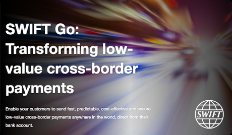 SWIFT Go – Transforming low-value cross-border payments