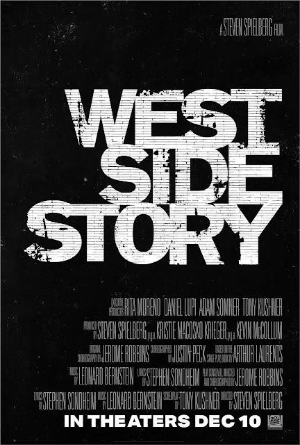 Nouveau teaser trailer pour West Side Story de Steven Spielberg