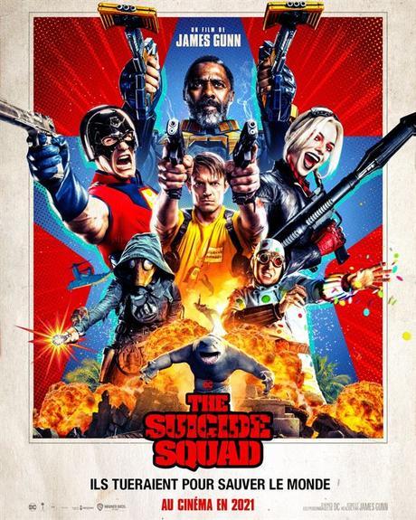 [CRITIQUE] : The Suicide Squad