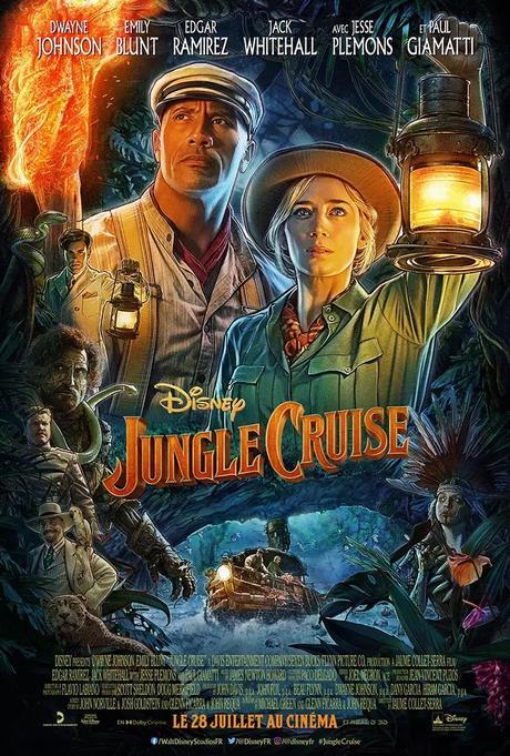 [CRITIQUE] : Jungle Cruise