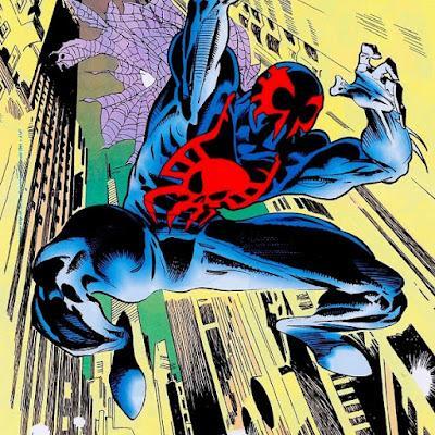 SPIDER-MAN 2099 ET L'UNIVERS 2099 : SOUVENIRS!