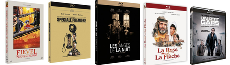 Les Chroniques de Cliffhanger & Co ont 10 ANS (Concours) Des Blu-Ray à gagner avec RIMINI ÉDITIONS