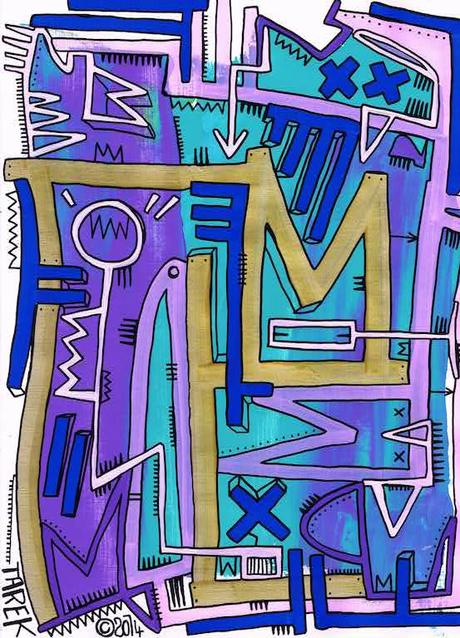 Dessin geometrik