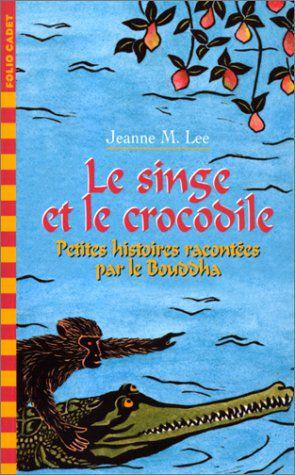 Le singe et le crocodile, un conte indien en trois versions (Dès 6 ans)
