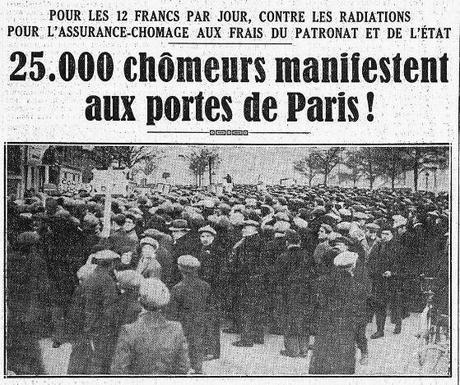 Les Années 1930 - la crise.
