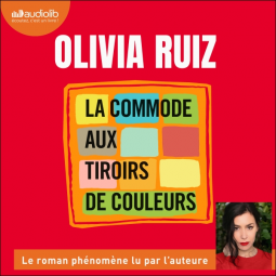 commode tiroirs couleurs