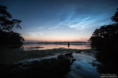 #sunrise derrière l'ancien #phare de La Perdrix #Bretagne #Finistère