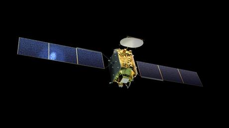 Eutelsat Quantum (vue d'artiste)