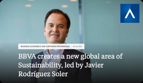 BBVA Area of Sustainability