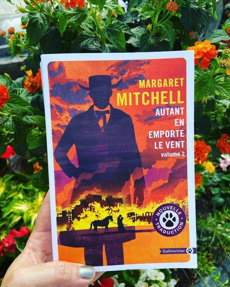 J'ai lu: Autant en emporte le vent (volume 2) de Margaret Mitchell