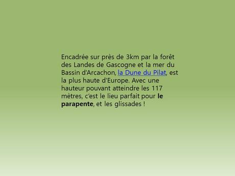 La France - Quelques endroits à visiter - 3