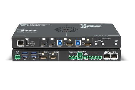 La gamme de sélecteurs AV pour salles de réunion Lightware Taurus UCX comptera 5 références