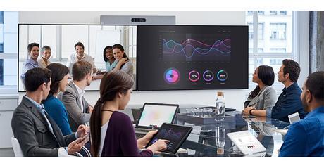 Les avantages du double écran dans les salles de réunion