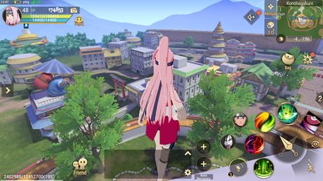 Télécharger Gratuit Naruto: Slugfest  APK MOD (Astuce) 3
