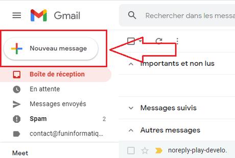 Comment rendre un mail confidentiel sur Gmail ?