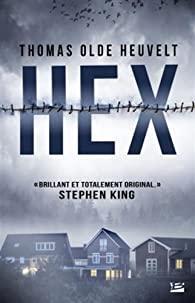 HEX – Thomas Olde Heuvelt