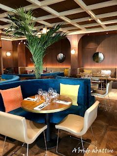 Déjeuner au Splash, un des bistrots parisiens pas parisiens