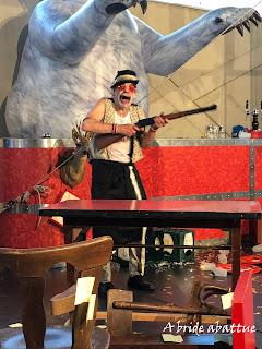 Mister Tambourine Man d'Eugène Durif, Mise en scène Karelle Prugnaud
