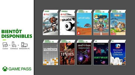 Game Pass – Les nouveaux jeux de Août 2021 connus!