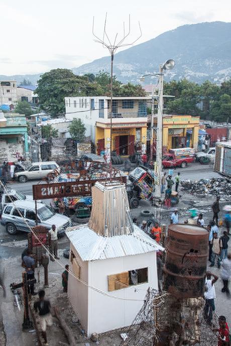 Ghetto Biennale, la septième édition