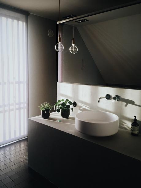 salle de bain connectée décoration lampe - blog déco - clem around the corner