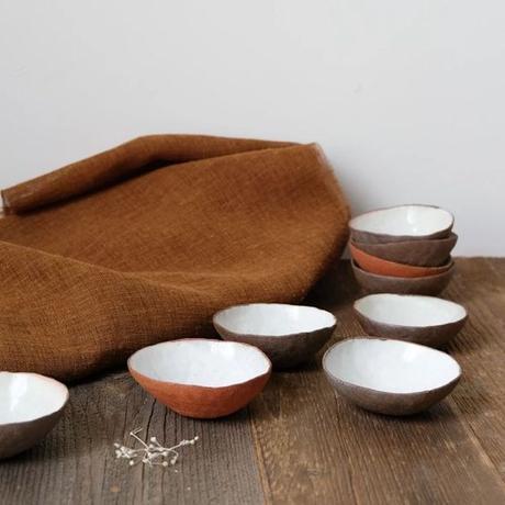 coupelle marron terracotta ambiance rustique artisanale