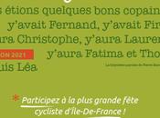 Convergence Vélo Francilienne dimanche 19/09/2021 départ place Jean Jaurès