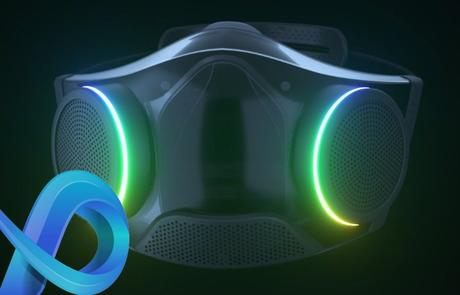 Razer Zephyr, un masque high-tech a LED