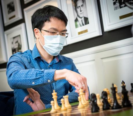 Grand Chess Tour 2021 récapitulatif de la 1ère journée de blitz