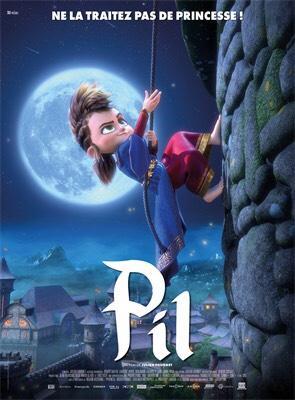 Pil un film d'animation signé Julien Fournet