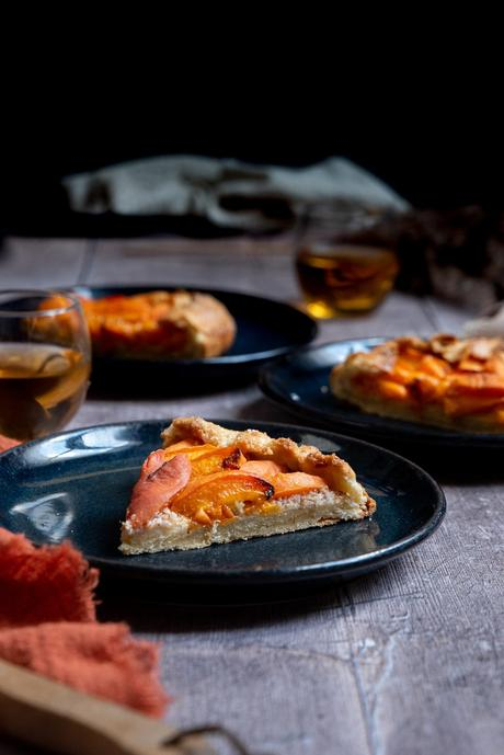 idée recette dessert août tarte fruit pâte rustique maison