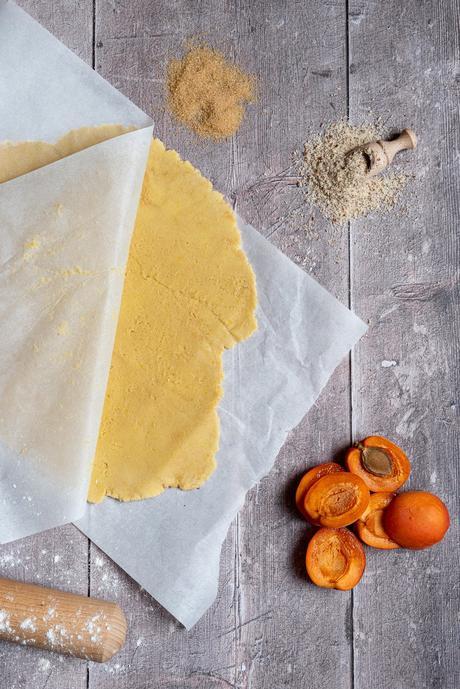 comment faire pâte rustique facile à la main pour tarte sucrée