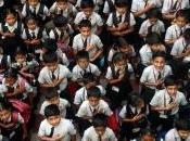 système scolaire indien École publique privée