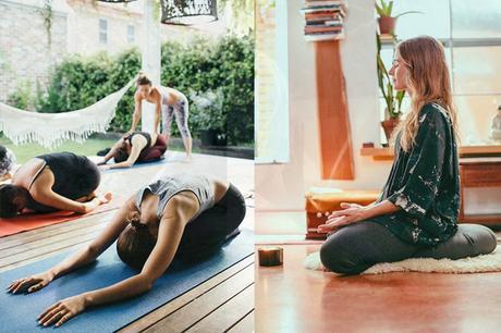 Hatha, yin, pre/post natal Yoga