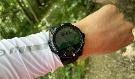 La montre Coros Vertix 2 testée de fond en comble