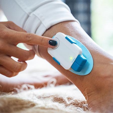Test - BlueTens, un appareil d'électrostimulation (TENS) pour diminuer les douleurs