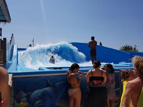 Découverte et avis (+ conseils) Wave Island Monteux (Avignon)